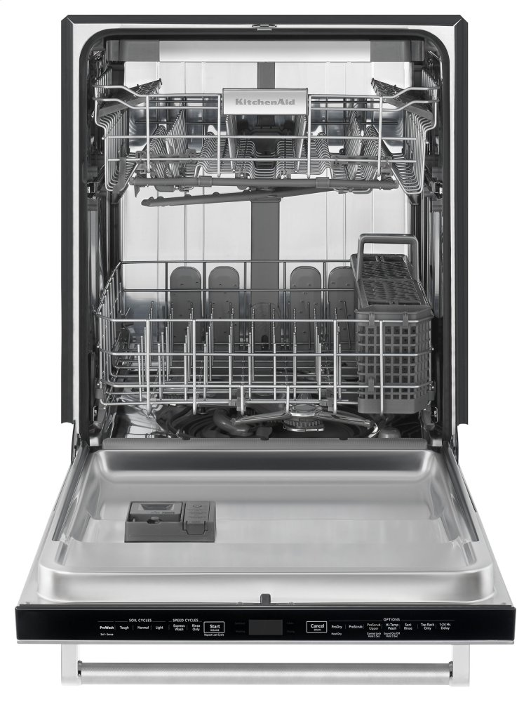 Hidden · Additional 44 DBA Dishwasher With Dynamic Wash Arms   Stainless  Steel