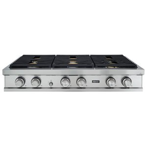 "Dacor48"" Rangetop, Stainless Steel,Liquid Propane/ High Altitude"