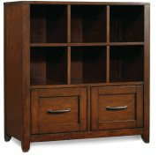 Wendover Utility Bookcase Pedestal Product Image