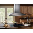 """Broan 480 CFM 27-9/16"""" x 35-7/16"""" Island Hood in Stainless Steel Product Image"""