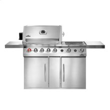 Gas Grill PF450 Prestige V Series- NG Stainless