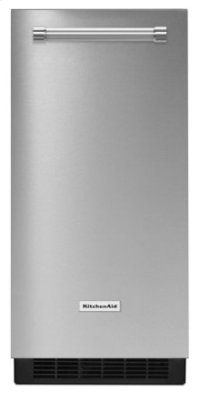 ***KUIX305ESS*** 15'' Automatic Ice Maker - Stainless Steel ****ONLY AVAILABLE AT OUR OKLAHOMA CITY LOCATION****