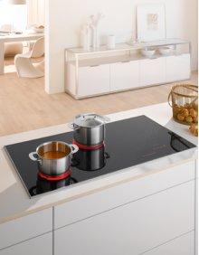 "42"" 5-Burner KM 5880 Electric Cooktop - Ceran® Glass Electric Cooktop (240V)"