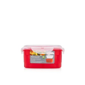 2.5L Microwave Container with Steamer Insert -