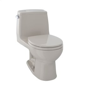 Ultimate® One-Piece Toilet, 1.6 GPF, Round Bowl - Bone