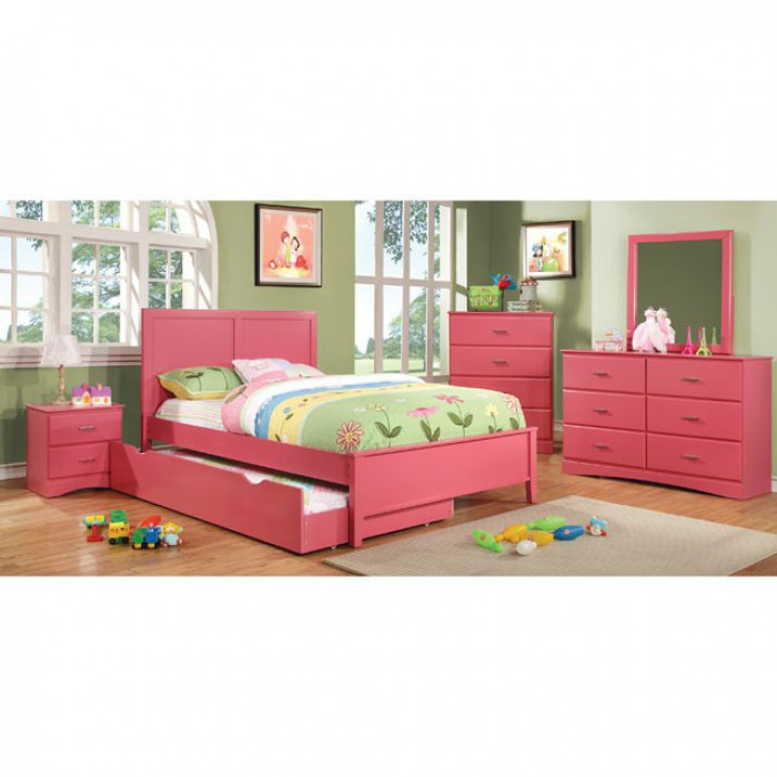 CM7941PKD In By Furniture Of America In Farmington, NM   Prismo Dresser