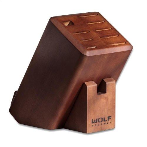 Hardwood Storage Block