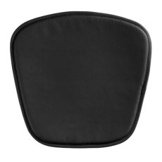 Wire/mesh Chair Cushion Black Product Image