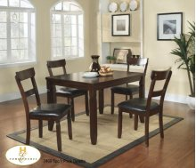 5 Piece Pack Dinette