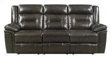 Eh8476 Monterey Loveseat Pwr Headrest/footrest (lay Flat) 602lv Grey