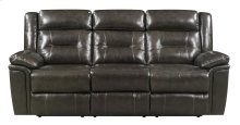 Eh8476 Monterey Sofa Pwr Headrest/footrest (lay Flat) 602lv Grey