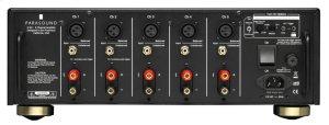A 52+ Five Channel Power Amplifier