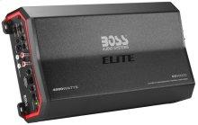 """Elite 4000W Monoblock, Class D Amplifier Dimensions 13.9""""L 7.01""""W 2.4""""H"""