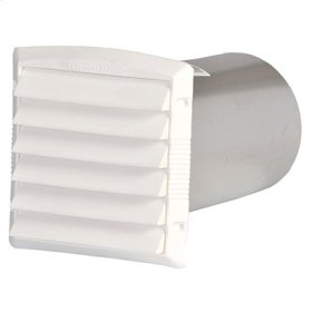 """AIR INTAKE 6""""D X 9 X 9 WITH DUCT"""
