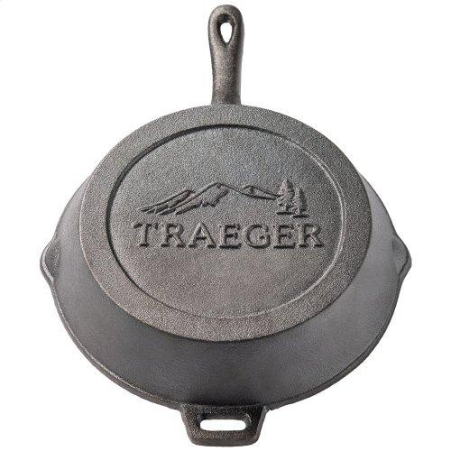 10.5 Inch Cast Iron Skillet