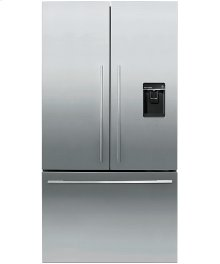 French Door Refrigerator 20.1 cu ft, Ice & Water