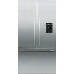 """FISHER & PAYKELActiveSmart Refrigerator - 20.1 cu ft. counter depth French Door 36"""""""