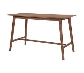 "Simplicity - Rectangular Gathering Table 60x28x36"" Walnut"