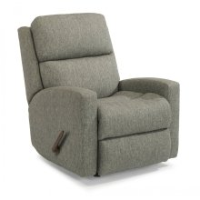 Catalina Fabric Rocking Recliner