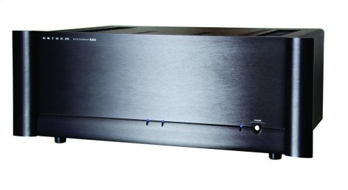 2-channel power amplifier; 225 watts per channel continuous power into 8 ohms.