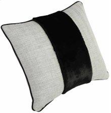 "Custom Decorative Pillows Center Band (23"" x 21"")"