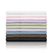 Brushed Microfiber - Queen White Product Image