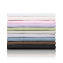 Brushed Microfiber - King Pillowcase Chocolate