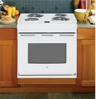 "GE® 30"" Drop-In Electric Range Product Image"