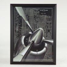 Peinture Airplane Propeller Art Photo