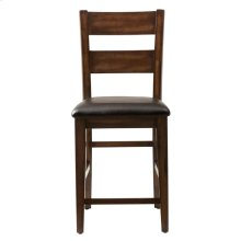 Cooke County Ladderback Stool