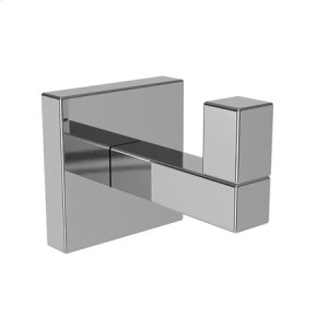 Polished Nickel Single Robe Hook