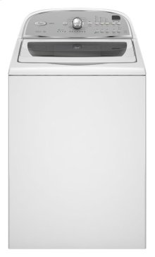3.6 cu. ft. Cabrio® Top Load Washer with See-Through Tempered Glass Lid.