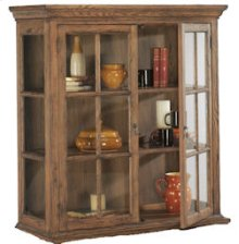 Newberry Display Cabinet Top