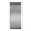 """Subzero 36"""" Classic Refrigerator"""