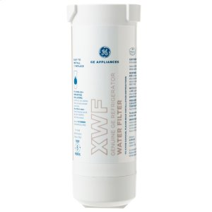 GE®XWF Refrigerator Water Filter