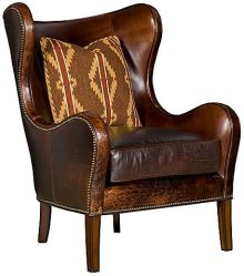 Marlin Leather Chair
