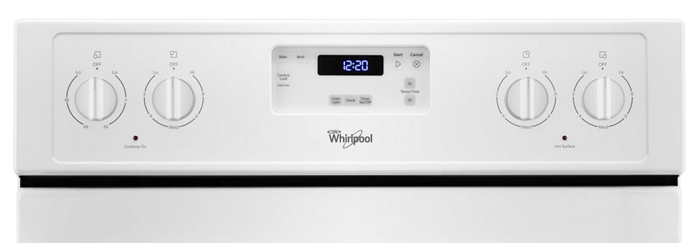Wfc150m0ew Whirlpool 4 8 Cu Ft Freestanding Counter