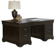 Double Pedestal Desk Product Image