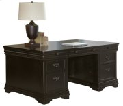 Double Pedestal Desk Product Image