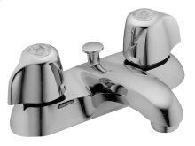 Chrome Gerber® Classics Two Handle Bathroom Faucet