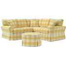 725 LSF Loveseat 25 Corner Wedge 725 RSF Loveseat Product Image