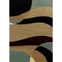 Contours Avalon Smoke Blue Rugs