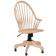 Windsor Continuous Arm Desk Chair Product Image