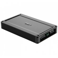 High Performance Monoblock Mobile Audio Amplifier in Black