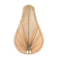 """Klever Collection Klever 52"""" Natural Palm Blade Set"""
