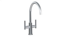 Sospiro Contemporary Two-Handle Single-Hole Bar/Prep Faucet