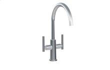 Sospiro Contemporary Two-Handle Single-Hole Bar/Prep Faucet