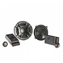 "DB+ Series 5.25"" Component Speaker System with Marine Certification in Black"