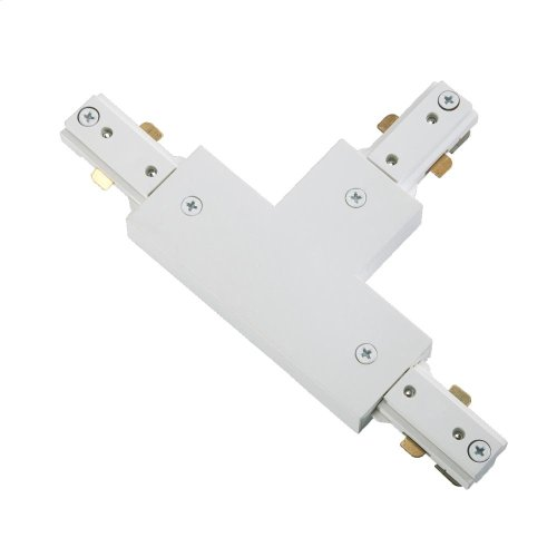 T-CONNECTOR - White