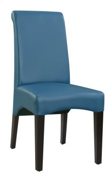 Emerald Home Briar II Upholstered Dining Chair Teal Blue D108-20-04